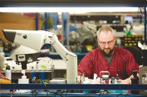 Decagon Devices a true family business