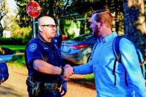 Keeping College Hill and the community safe, one night at a time