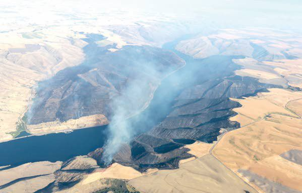 Snake River Complex Fire at 10,000 acres | Local