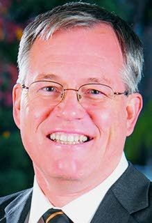 Staben lays out plan to boost enrollment, scholarships