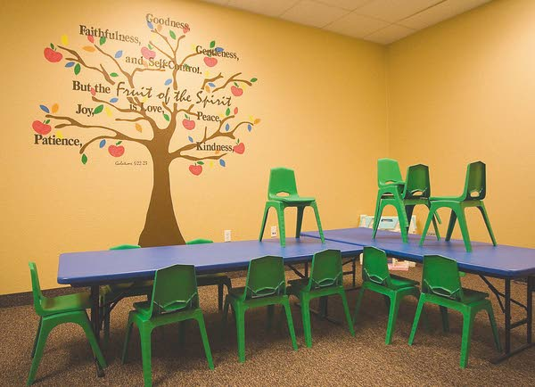 Classroom Worship Ideas ~ New worship center a congregational effort religion