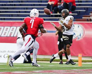 Idaho South Alabama Football Nov. 7, 2015