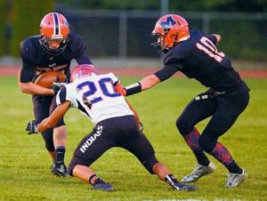 Bears thump Indians for 1st victory