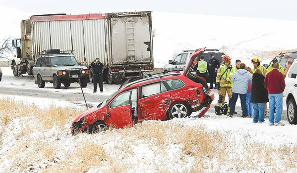Moscow Idaho Car Accidents