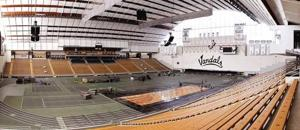 40 years of the  Kibbie Dome