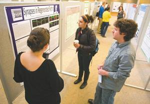 Advanced university research showcased