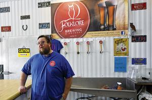 Folklore Brewing and Meadery