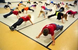 New Physical Fitness Test Added to Schools' Curriculum