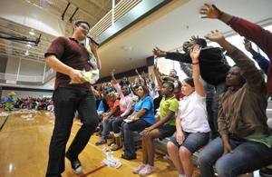 Anti-Bullying Program At Ridgecrest