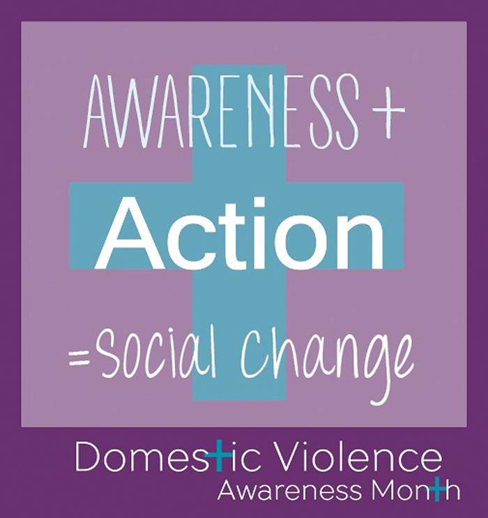 Program sets focus on Domestic Violence Awareness Month ...