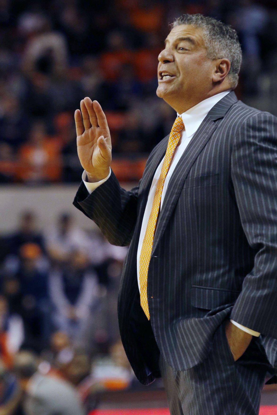 Auburn not overlooking Missouri in SEC tourney | Auburn ... Bruce Pearl