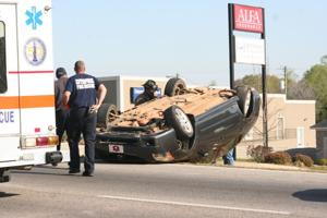Enterprise woman killed in accident