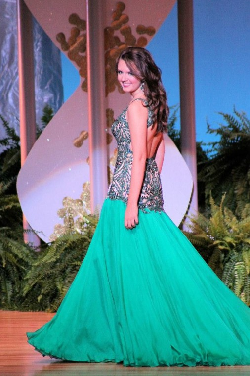 Hudson third runner up in Peanut Festival pageant