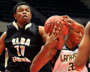 Elba Boys Basketball AHSAA Class 2A State Championship game
