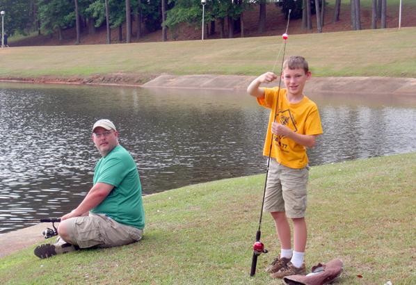 Take a kid fishing day enterprise ledger for Take a kid fishing