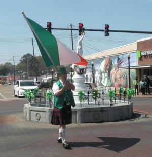 Enterprise celebrates World's Smallest St. Patrick's Day Parade