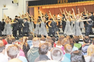 Show choir encourages students to 'Shine On'