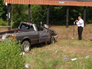 Fatal crash U.S. 231 South