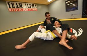 Team Alpha Martial Arts Academy blends fitness with education