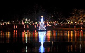 Christmas Lights In Defuniak Springs Dothan Eagle Local