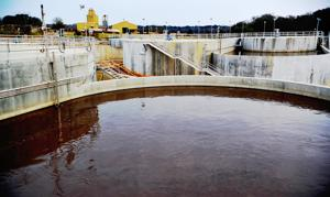 Upgrades to Choctawhatchee Water Treatment Plant