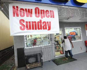Sunday Liquor Sales