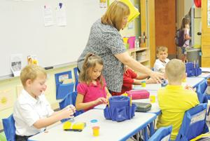 Students return to class at Fort Rucker