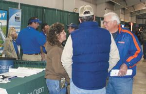 Agricultural enthusiasts attend annual trade show