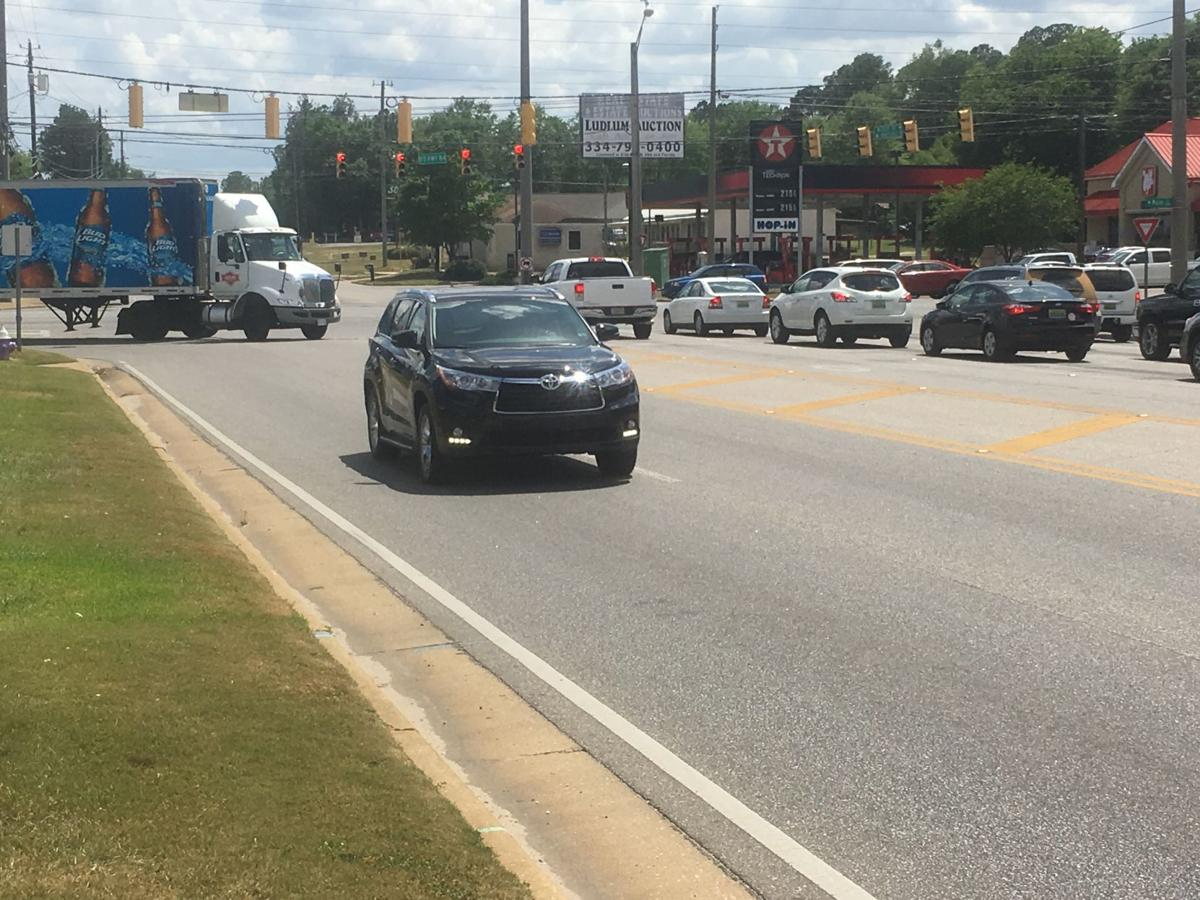 Work on U S 84 included in Circle widening project