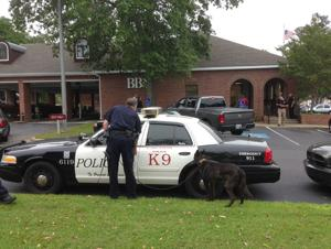 BB&T Bank robbery