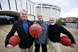Dothan to Host AHSAA South Regional Basketball Tournament