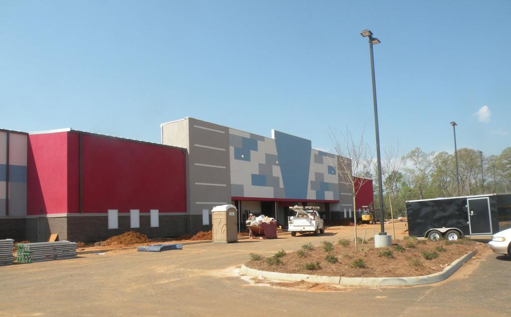 Clark Cinema 10 on track for April opening | News | dothaneagle.com