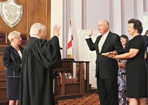 Former Enterprise mayor Boswell sworn in as ADECA chief