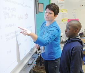 Teacher turns personal experiences into lessons