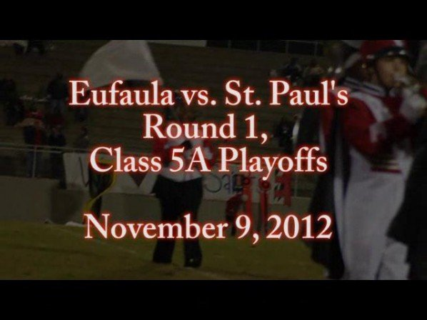 Eufaula vs. St. Paul's