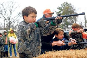 Youth Hunt draws children from across Barbour County area
