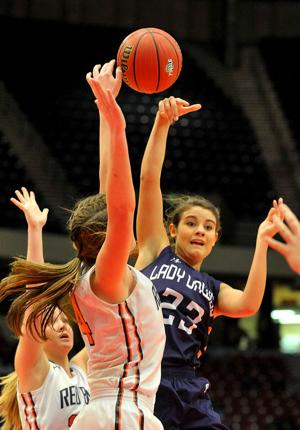 Geneva County Girls Basketball AHSAA Class 2A State Championship game