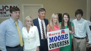 Enterprise's Barry Moore to run for U.S. House of Representatives