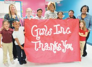 Troy University's Bertha Roberts recognized for contributions to Girls Inc.