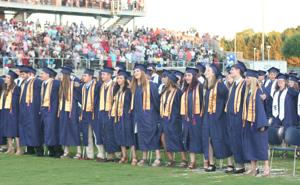 Enterprise High School graduates the Class of 2017