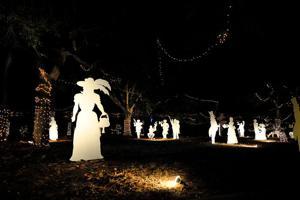 Defuniak Springs Christmas Lights