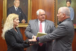 Spence sworn in as chief of safety at ESCC