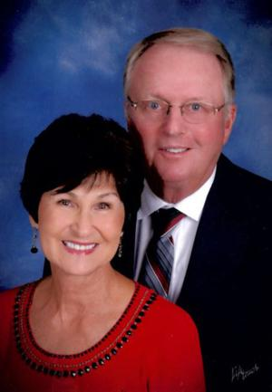 Dave and Doris Steger