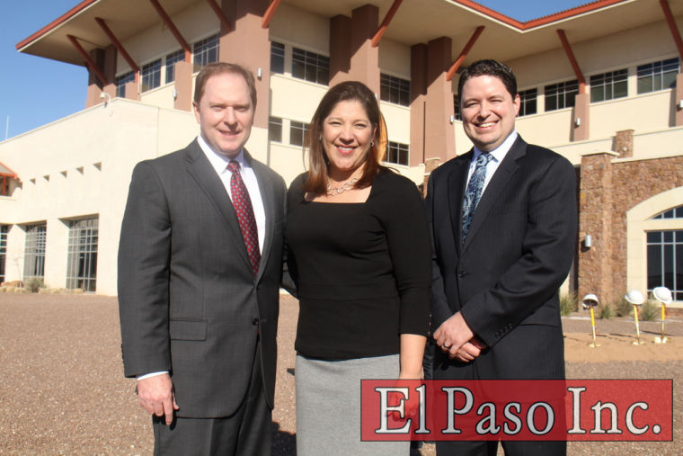 sierra providence east expansion groundbreaking el paso inc photos. Black Bedroom Furniture Sets. Home Design Ideas