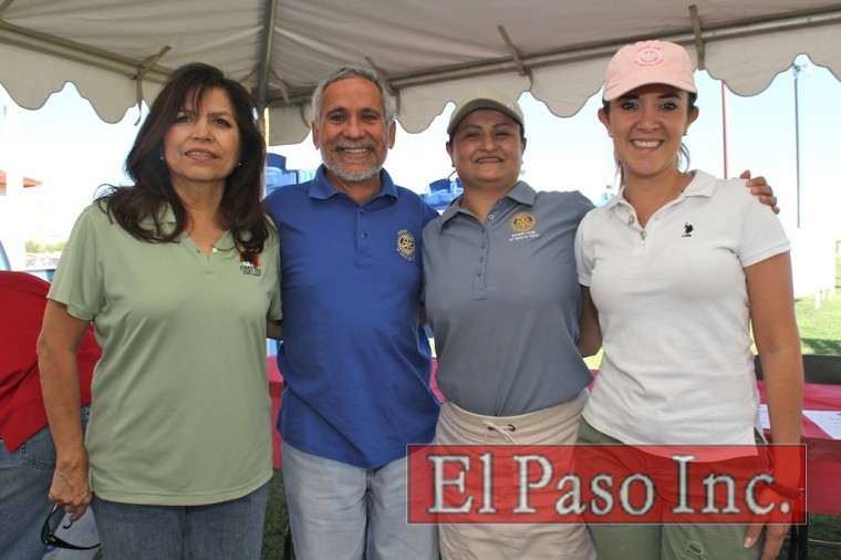 Lorraine Huit, Rafael Padilla, Frances Reyes and Carina Munoz