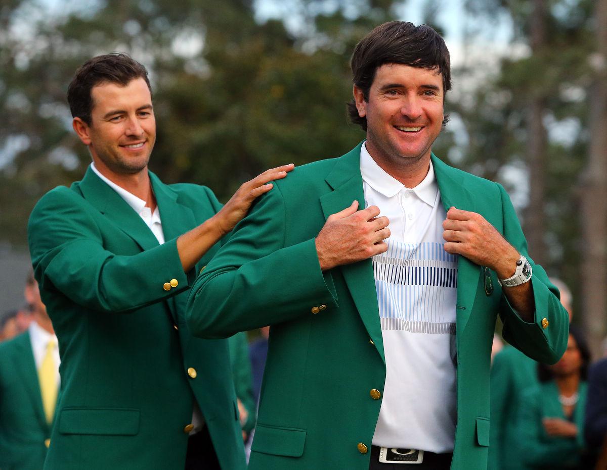 10 sports prizes stranger than a green jacket - El Paso Inc.: Home