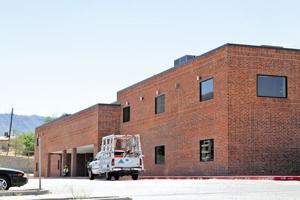 Former Currey Adkins building