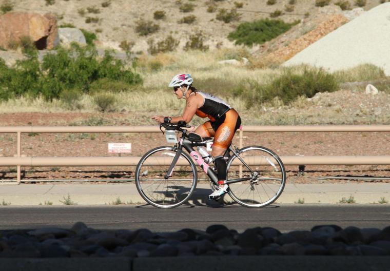 Mighty Mujer Triathlon Takes To The Streets El Paso Inc Photos