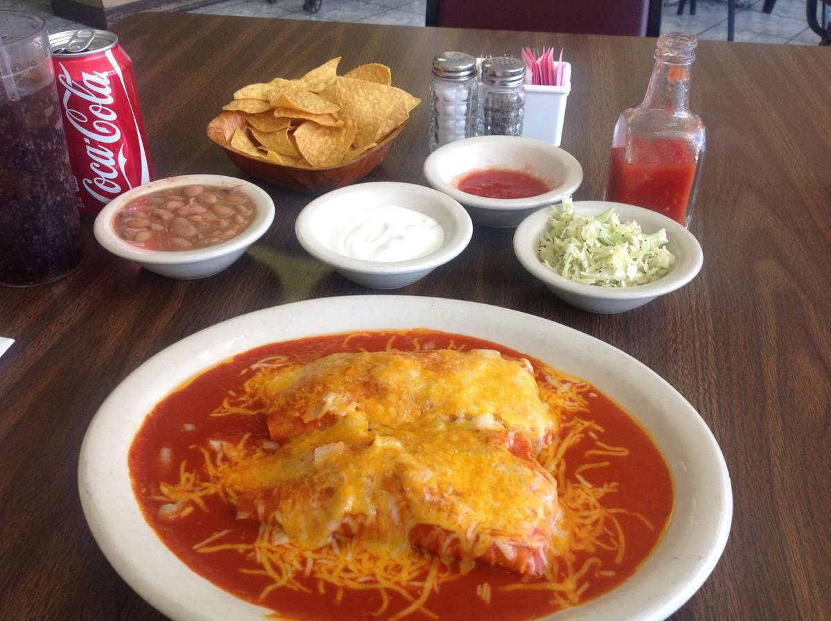 Historic Mexican food