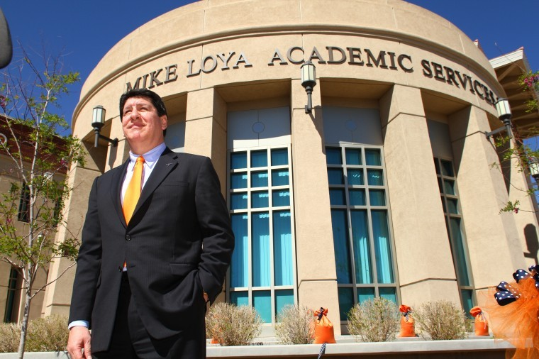Utep Names Loya Building After Alum And Donor El Paso